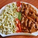 Transylvanian Pork Stew
